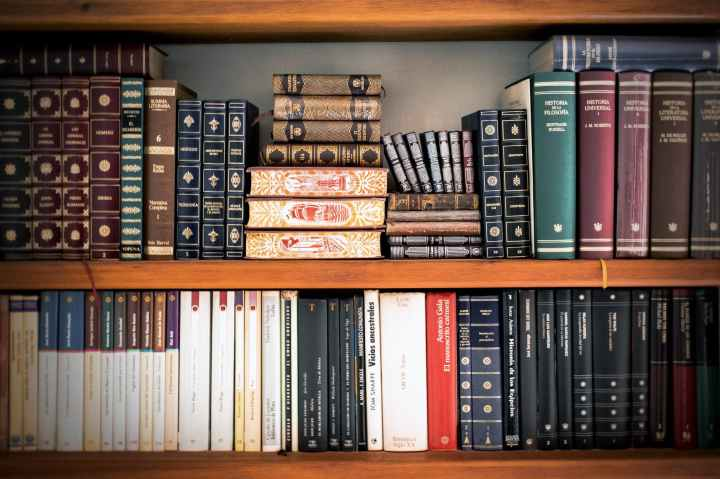 Redefine Your Bookshelf to Change Your Life